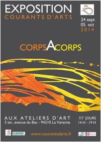 affiche Corps à Corps